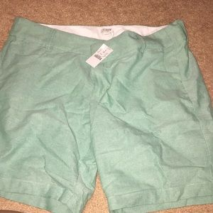 J crew Bermuda shorts with tags